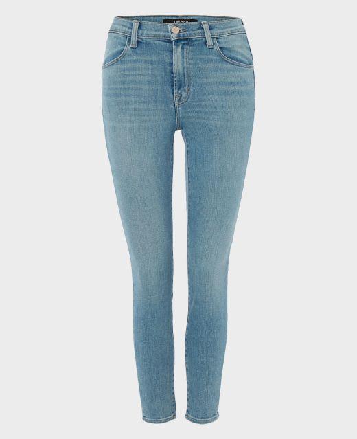 Really Wild Alana High Rise Jeans  Main Image