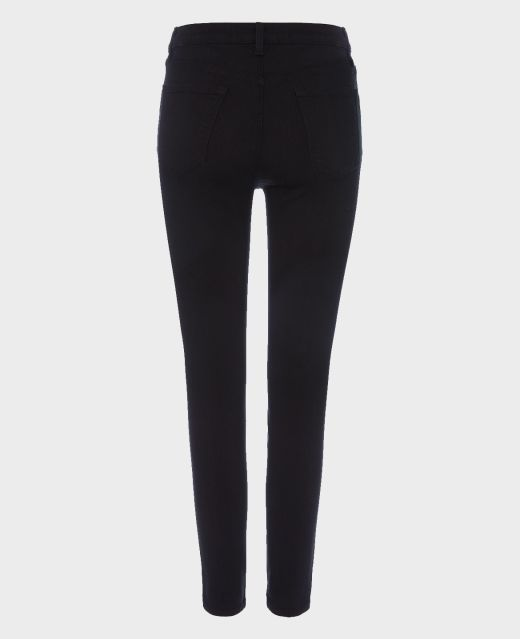 Really Wild J Brand Alana High Rise Skinny Different Angle 1