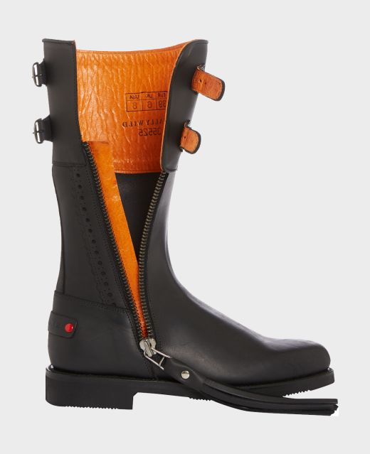 Really Wild Biker Boots  Different Angle 1