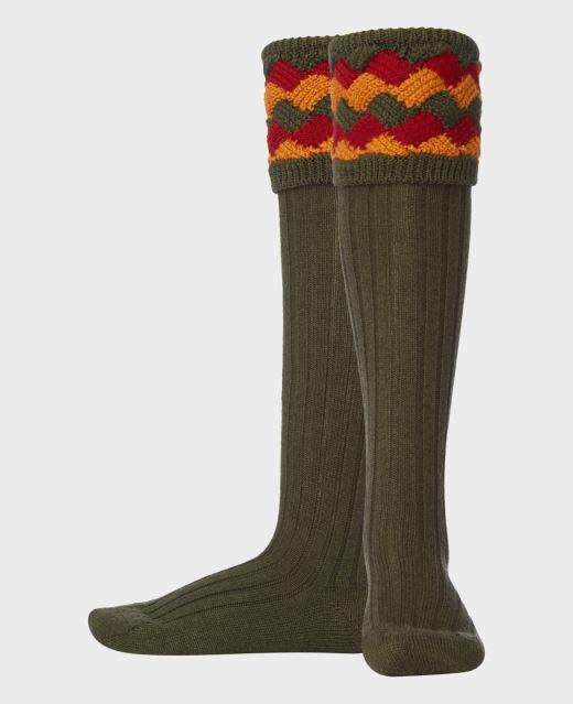Really Wild Men's Bowhill Socks  Main Image