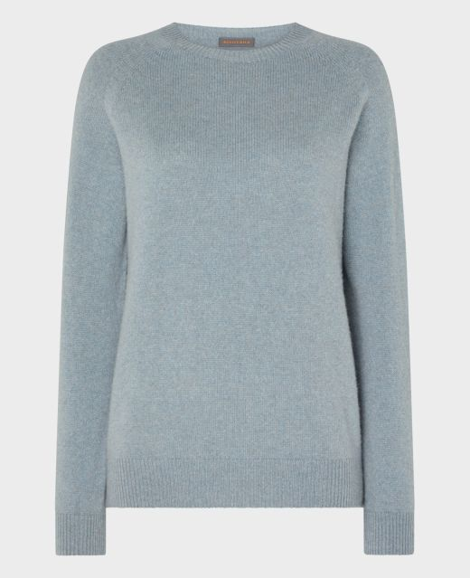 Really Wild Cashmere Crew Neck Main Image