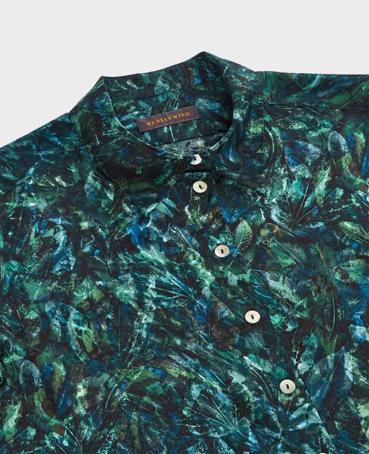 Really Wild Classic Collar Shirt Different Angle 1