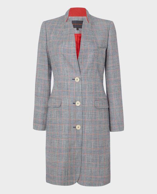 Really Wild Harrington Coat  Main Image