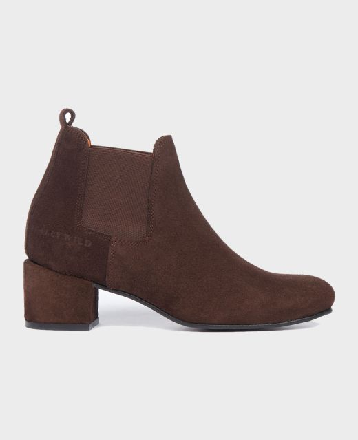 Really Wild Heeled Ankle Boot Main Image
