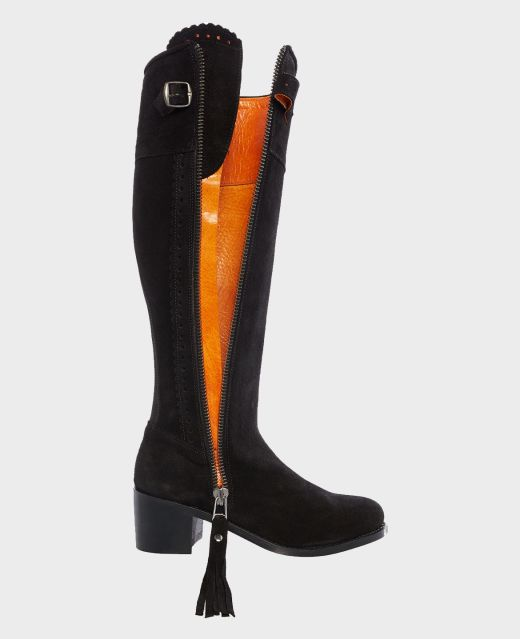 Really Wild Heeled Spanish Boots  Different Angle 1
