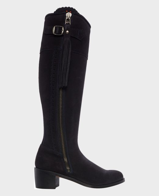 Really Wild Heeled Spanish Boots  Main Image
