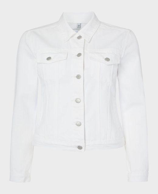 Really Wild Slim Denim Jacket Main Image