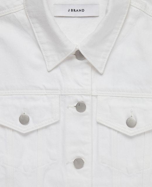 Really Wild Slim Denim Jacket Different Angle 1