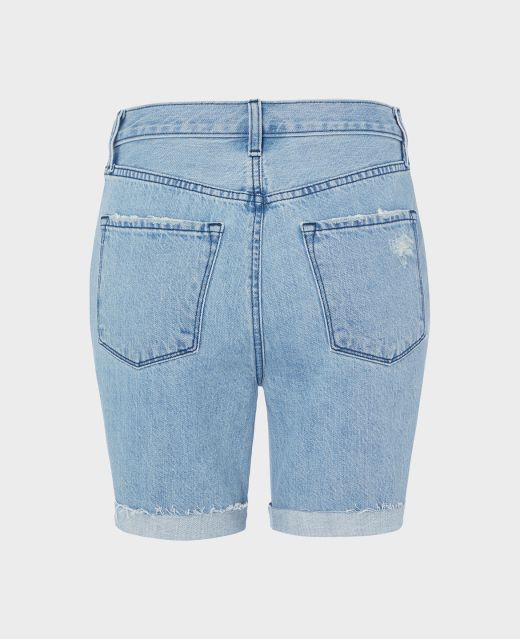Really Wild Billy Denim Shorts Different Angle 1