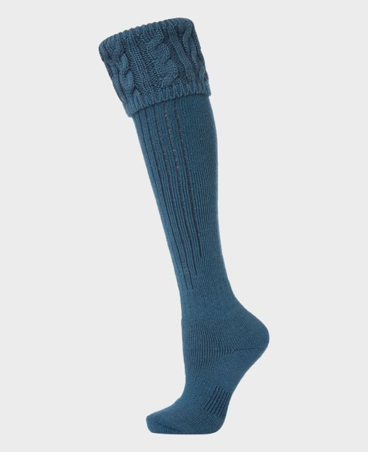 Really Wild Lady Sutherland Socks  Different Angle 1