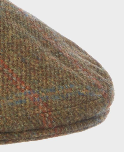 Really Wild Hereford Tweed Cap Different Angle 1