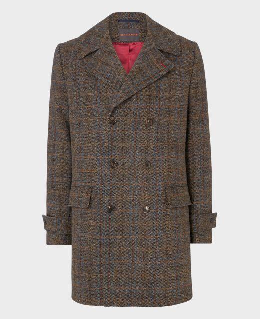 Really Wild Pea Coat Main Image