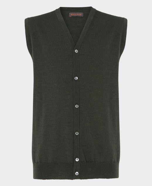 Really Wild Button Waistcoat Main Image