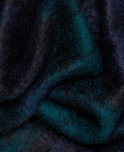 Really Wild Mohair Scarf  Different Angle 1