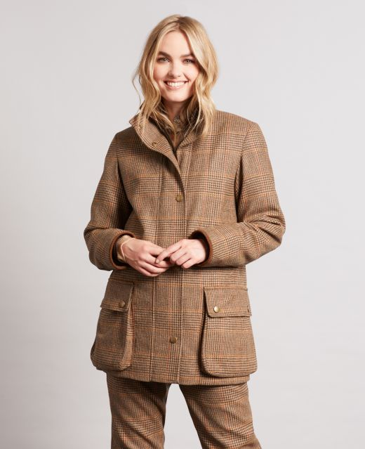 Really Wild Field Coat  Different Angle 1