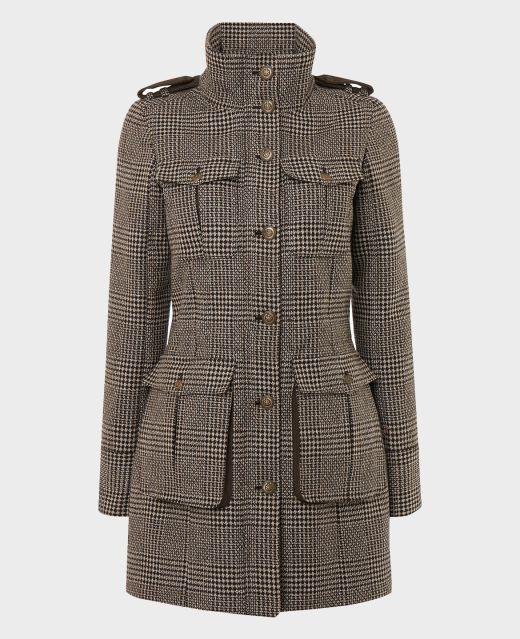 Really Wild Parka Coat Main Image