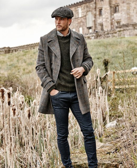 Really Wild Pea Coat Different Angle 1