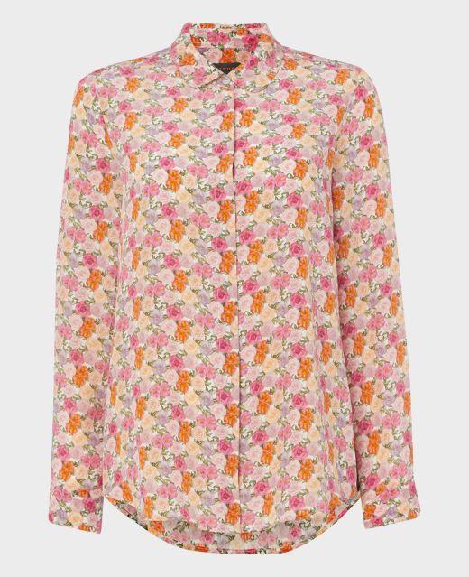 Really Wild Peter Pan Collar Shirt Main Image