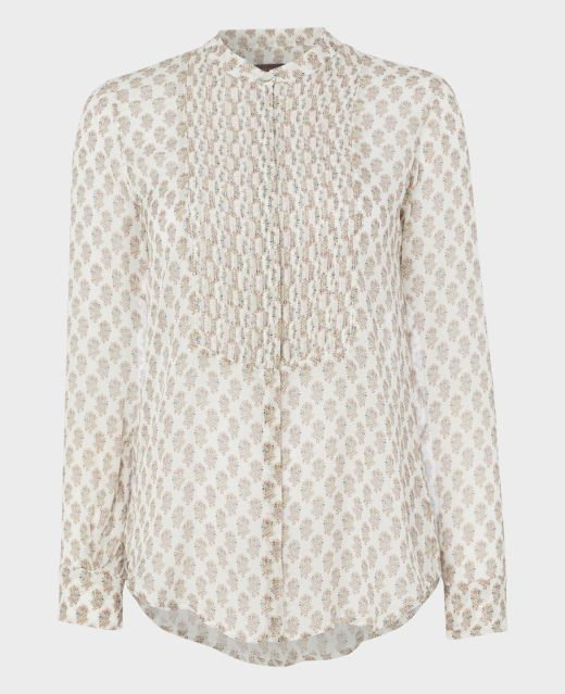 Really Wild Pleated Front Shirt Main Image