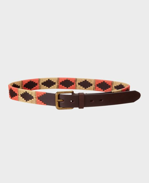 Really Wild Leather Polo Belt  Main Image