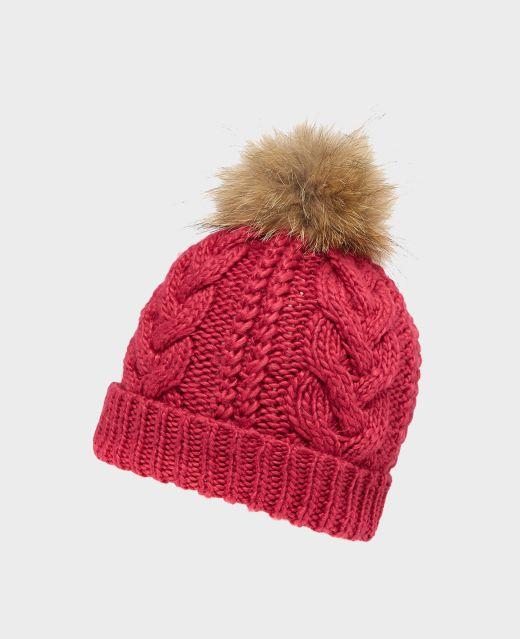 Really Wild Pom Pom Hat Main Image