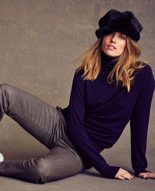 Really Wild Classic Roll Neck  Different Angle 1