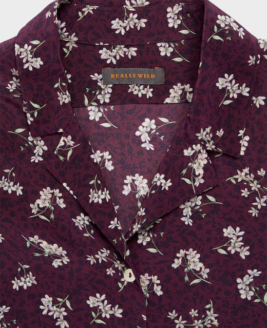 Really Wild Silk Shirt  Different Angle 1