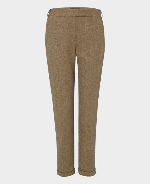 Really Wild Turn Up Trousers  Main Image