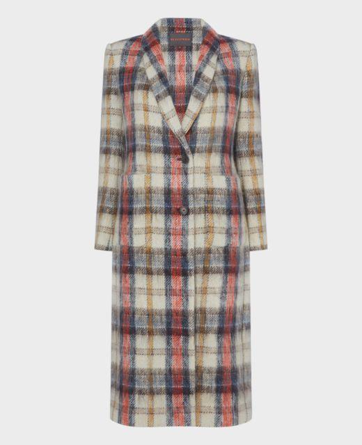 Really Wild Unlined Shawl Collar Coat Main Image