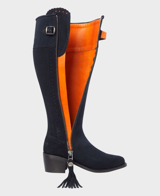 Really Wild Wider Fitting Heeled Boot Different Angle 1