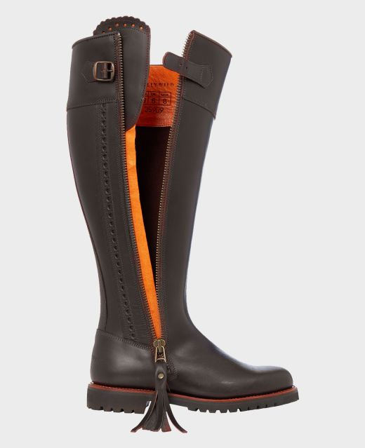 Really Wild Wider Fitting Spanish Boot  Different Angle 1